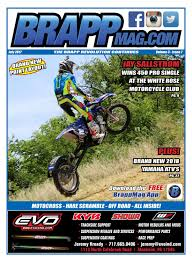 motocross races in pa brappmag july 2017 by brapp mag issuu