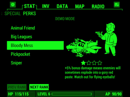 pipboy android fallout 4 pip boy app android perks techgage