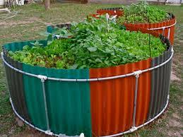 keyhole gardening hgtv