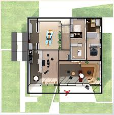 Eames House Floor Plan A Virtual Look Into Eames And Saarinen U0027s Case Study House 9 The