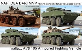 kia military jeep heres an idea av8 105 armoured fighting vehicle malaysia
