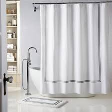 Black White Shower Curtain Buy 72 X 72 Black White Shower Curtain From Bed Bath Beyond