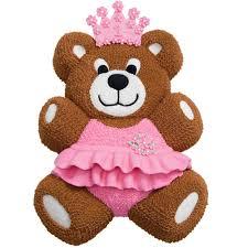 teddy bear cake pan wilton