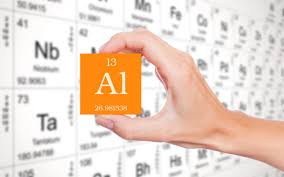 is aluminum on the periodic table exposure to aluminum may impact on male fertility research suggests