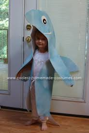 Fish Tank Halloween Costume Coolest Homemade Dolphin Costume Foam Glue Shark Costumes