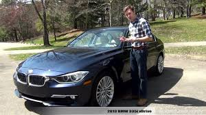review 2013 bmw 335i xdrive manual youtube