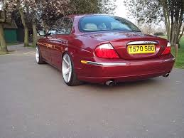 jaguar s type 3 0 v6 auto stanced modified in dagenham