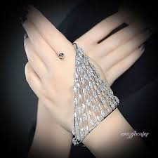 ring cuff bracelet images The 55 best top fashion trends chic palm cuff bracelet hand cuff jpg