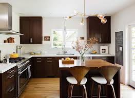 Espresso Colored Kitchen Cabinets 30 Classy Projects With Dark Kitchen Cabinets Home Remodeling