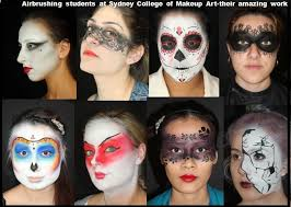 special effects airbrush makeup 10 best kerry howell s students their work images on