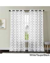 White Black Curtains Sale Alert Black And White Sheer Curtains Deals