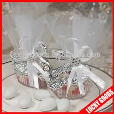 wedding souvenir silver european style wedding souvenir swan candy bags view swan