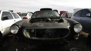 volvo sports cars junkyard gem 1971 volvo p1800 autoblog