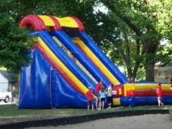 Backyard Inflatables Party Rental Inflatables Moonwalks Wichita Ksthe Largest Selection