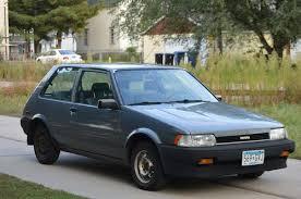 find used 1987 toyota corolla fx hatchback 2 door 1 6l cool 1980 u0027s