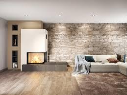 two way fireplace binhminh decoration