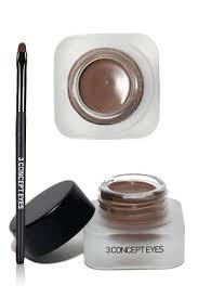 light brown gel eyeliner 3 concept eyes 3ce gel eyeliner light brown