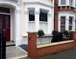 front garden wall designs christmas ideas free home designs photos