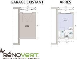 am駭ager une chambre dans un garage amenagement garage en chambre