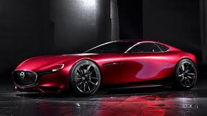 mazda corp mazda brings back the rotary engine with rx vision la times