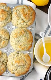 American Test Kitchen Recipes by Bakery Style Lemon Poppy Seed Muffins A Kitchen Addiction