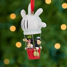 disney store tree ornament sketchbook mickey mouse clubhouse