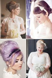vintage bridal hair retro chic 28 vintage wedding hair ideas onefabday