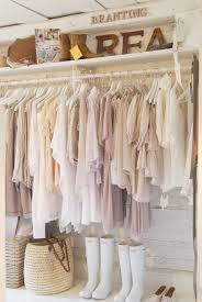 18 beautifully organized and inspiring closets shabby chic