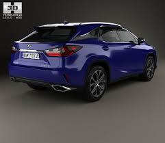 lexus rx 200t forum lexus rx 200t 2016 3d model hum3d