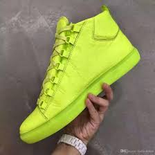 male plus size wrinkle leather cowskin new arena sneakers