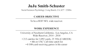 what is a cover letter of a resume nfl draft cover letter by juju smith schuster dear nfl coaches and general managers