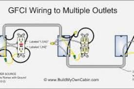 how wire gfci outlet with outlets wonderful wiring diagram