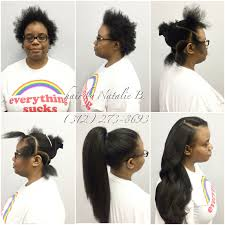 can you use syntheic on a vixen sew in finally a true versatile sew in that looks like her real hair