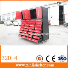 Bench 32 China 32 Darwers U0026 4 Doors Work Bench Tool Cabinet On Global Sources