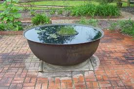 Patio Fountains Diy by Landscape Large Outdoor Water Fountains With Stoned Wall Art And