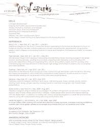 Fashion Designer Resume Resume Vs