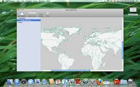 World Map Shapefile Esri by Shapefile Viewer Shp Viewer