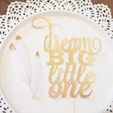 glitter cake topper big one cake topper sugar crush co