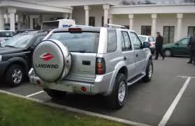 land wind обзор внедорожника landwind x6 цена характеристики отзывы