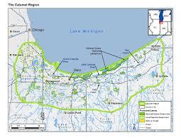 map of calumet michigan calumet heritage partnership