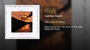 lyrics cadillac ranch cadillac ranch