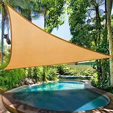 shade u0026beyond 12 ft x 12 ft x 12 ft triangle patio sun shade
