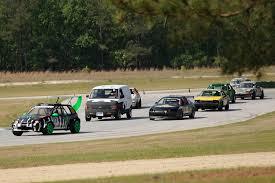 Bathtub Race Track V6 Mustangs Dominate Lemons South Peugeot 504 Diesel Fails