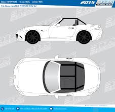 mazda global mx 5 miata graphics and wraps