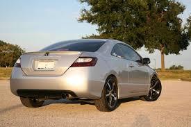 2006 2008 honda civic coupe sedan led tail lights dash z