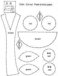 thanksgiving coloring pages cut and paste divascuisine