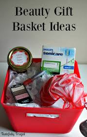 beauty gift baskets candy sugar scrub more beauty gift basket ideas