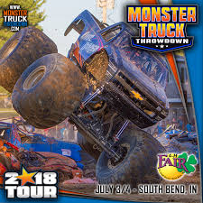 monster truck shows in indiana south bend indiana st joseph county 4h fair july 3 4 2018