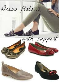 Most Comfortable Shoes For Women Standing All Day 5 Graceful Flats With Arch Support Yes It U0027s True Plantar