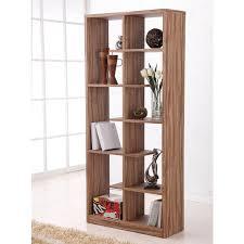 Ebay Room Divider - new 28 shelf room divider walnut display shelf bookcase room